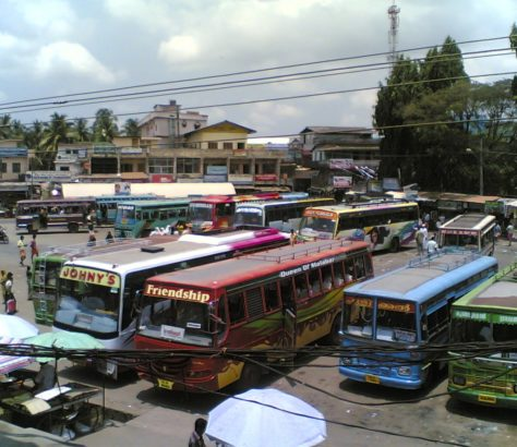 Kuttippuram-Bus-stand