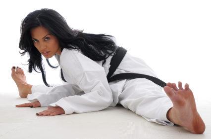 taekwondo-training