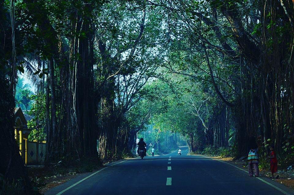 valanchery-angadippuram-road
