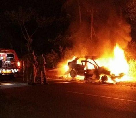 car-burn