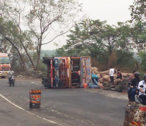 Onion-truck