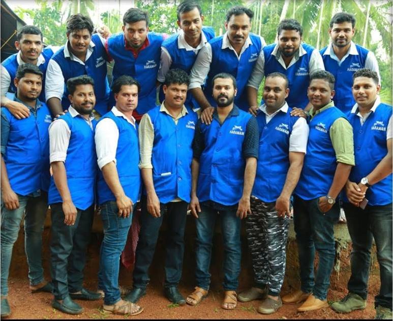 haramain-volunteers