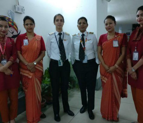 women-crew