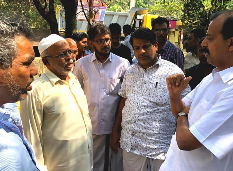 land owners met kuttipuram
