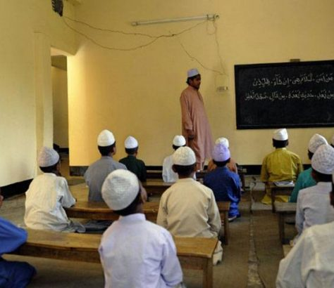 madrasa-teacher