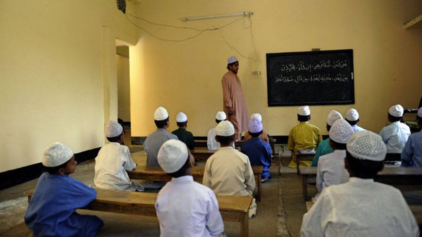 madrasa-teacher