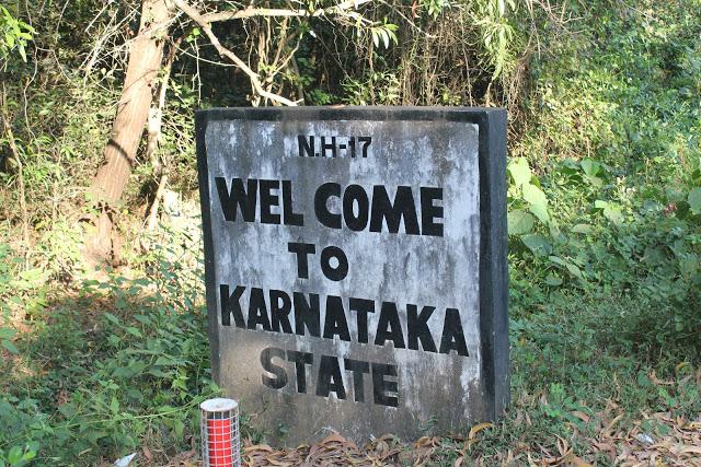 kerala-karnataka border