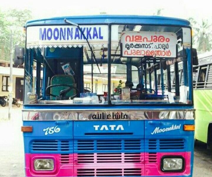 moonnakkal-bus