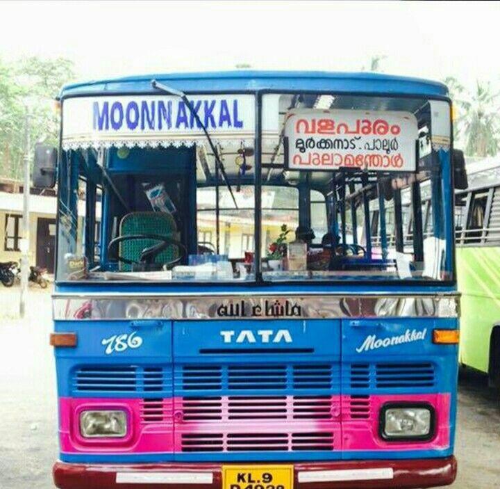 moonnakkal-bus