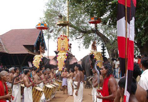 Thirumandhamkunnu-Pooram