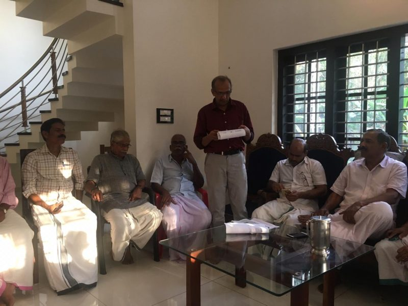 vaikathoor-residence-association