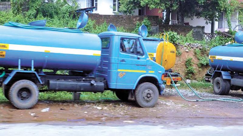 water-tanker