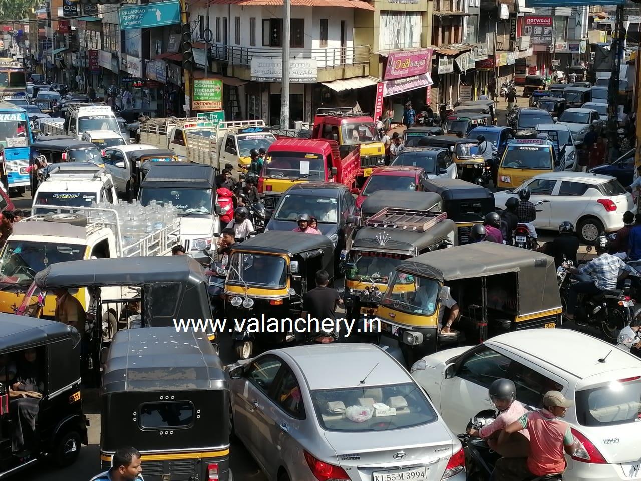 traffic-valanchery