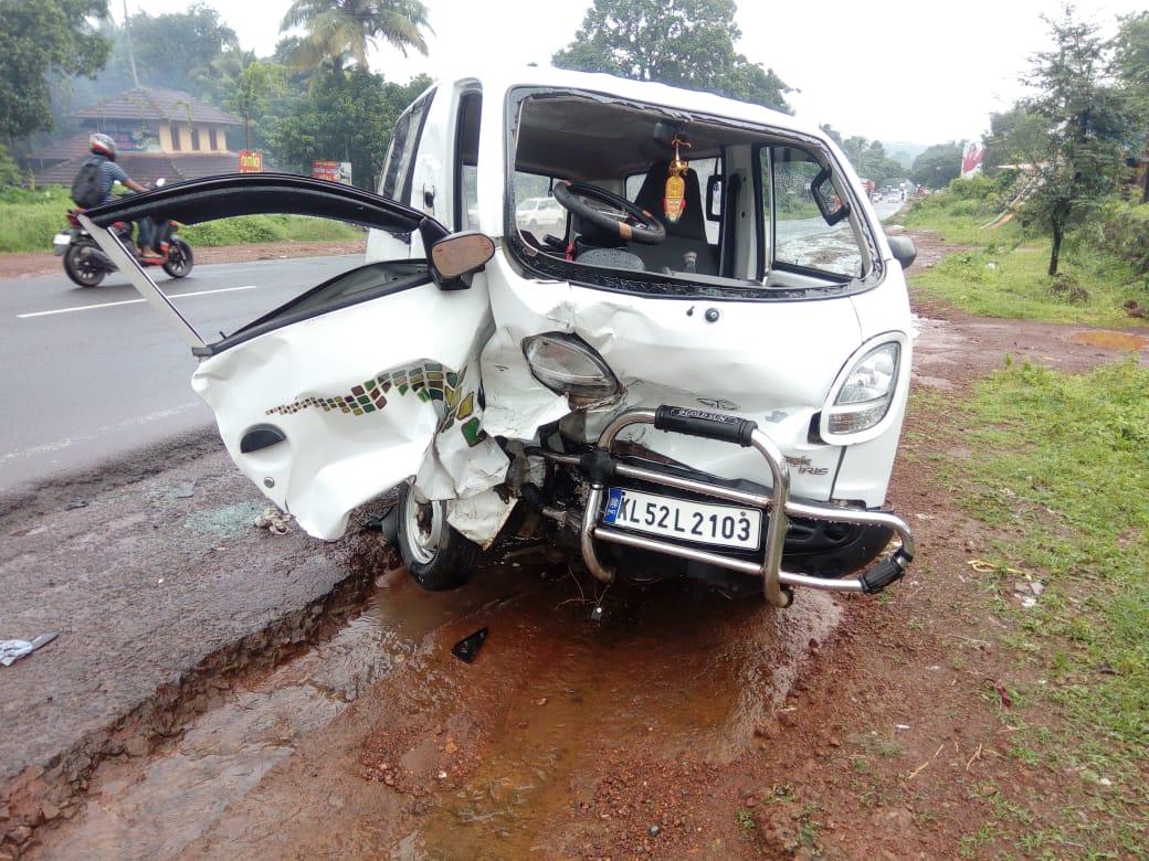 Randathani-accident