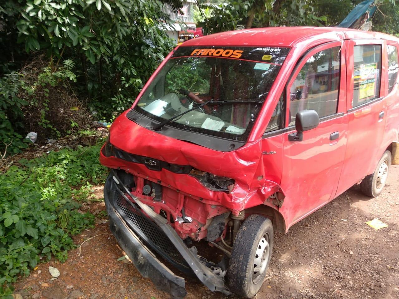 Ambulance-accident