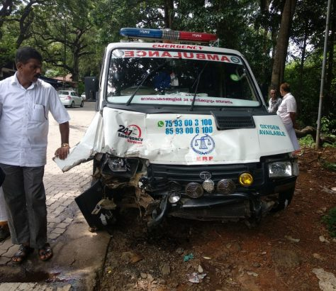 Ambulance-accident