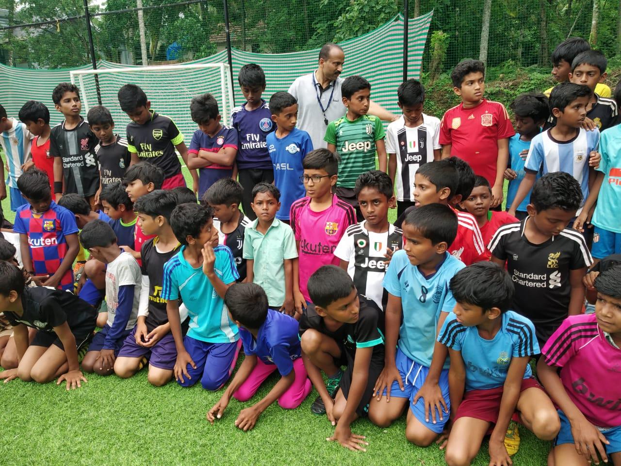 painkannur-football-camp