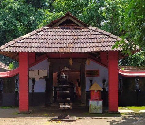 parambathkavu-temple