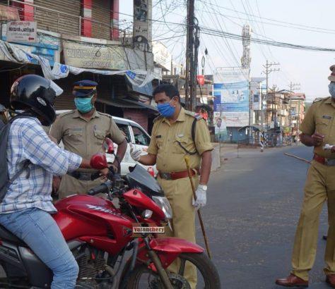 valanchery-police-checking