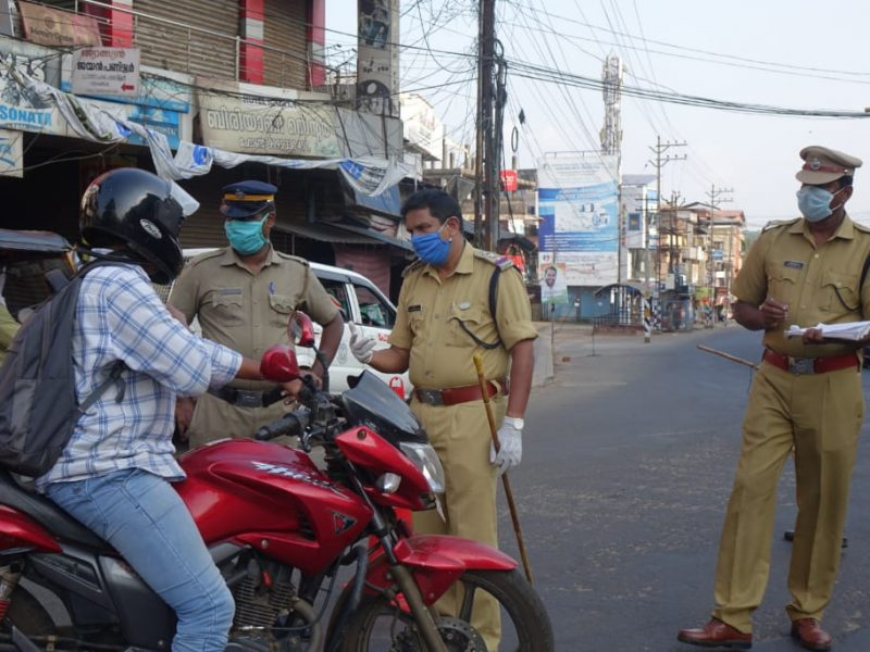 valanchery-police-checking