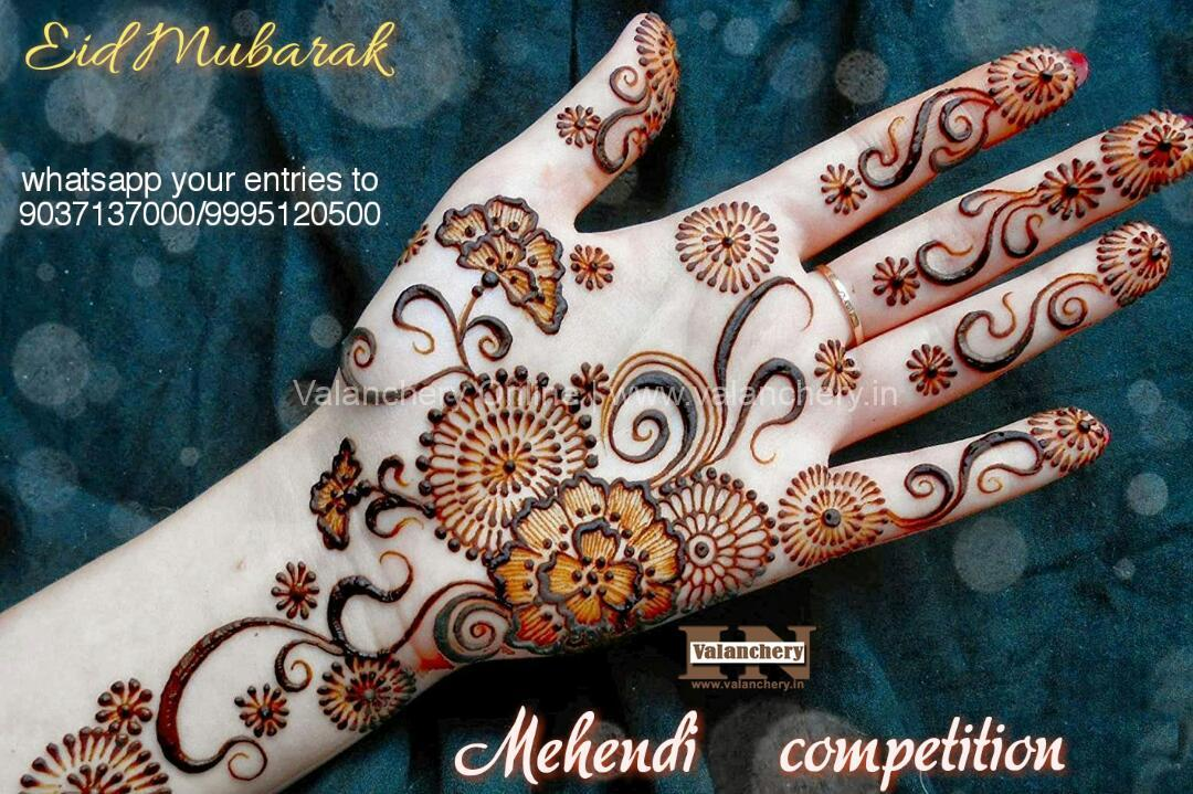 mehendi-competition