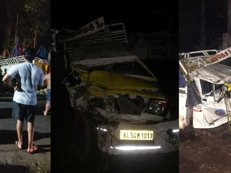 pickup-kavumpuram-accident