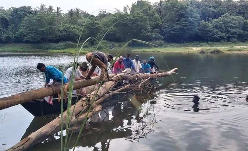 puramannur-river-cleaning