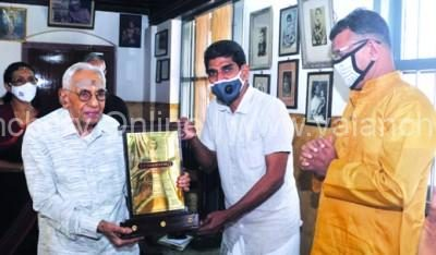 kp-namboothiri-award-pk-warrier