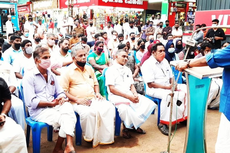 ldf-valanchery-protest-investigation