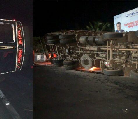 vattappara-truck-accident