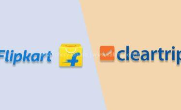 Flipkart-cleartrip