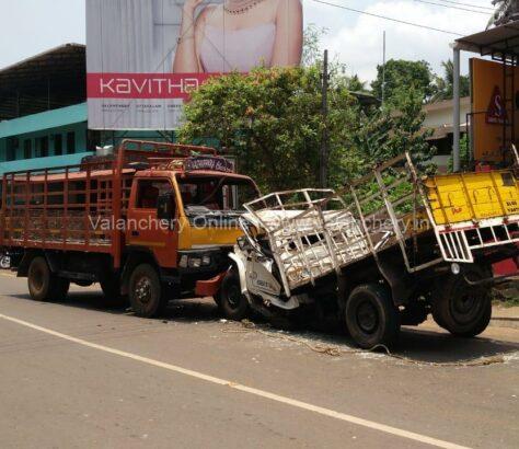 kulamangalam-truck-accident