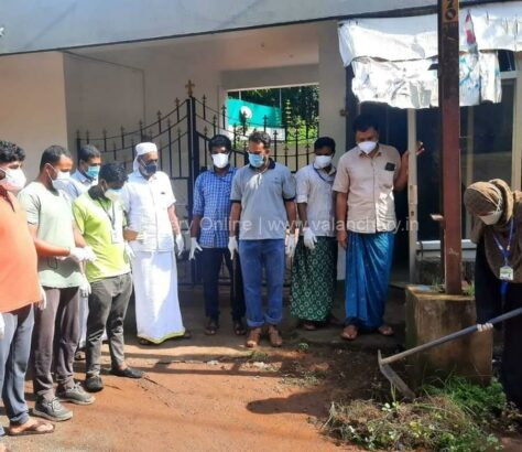 tirunavaya-youth-league-cleaning
