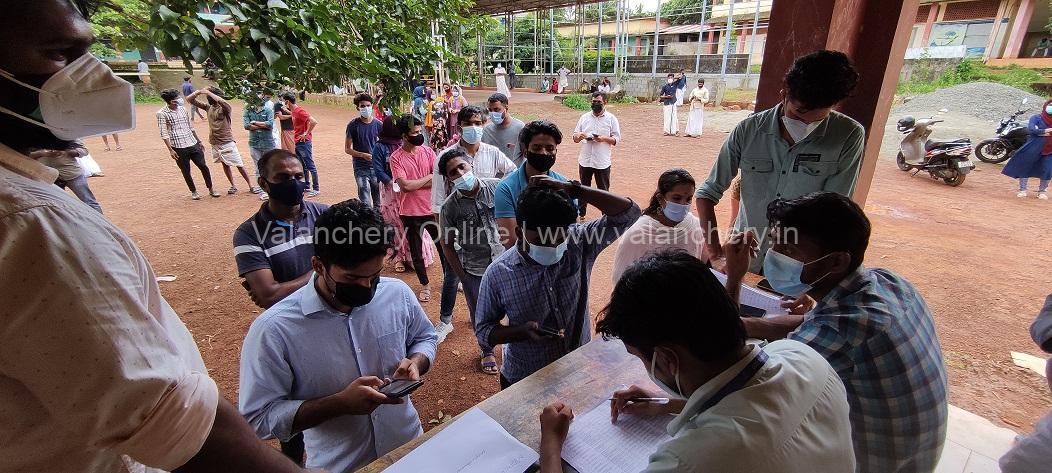 athavanad-students-vacination