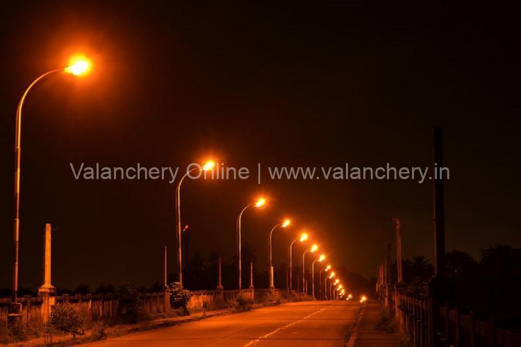 Kerala_night-city