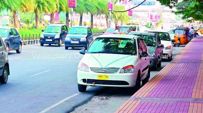 taxi-road