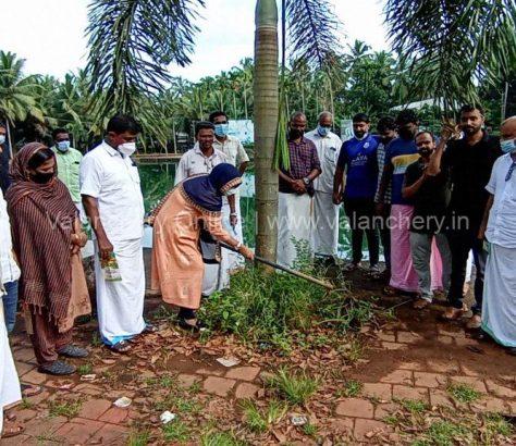odungattukulam-myl-cleaning